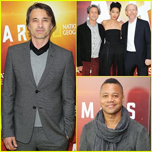 Olivier Martinez Suits Up For 'MARS' New York Premiere - Watch Trailer!