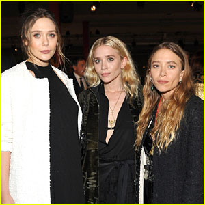 Mary-Kate & Ashley Olsen Joined By Sister Elizabeth at LACMA Gala 2016!