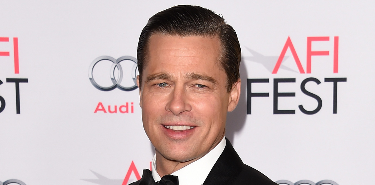 People who know who Brad Pitt is.... even if you hate him.?