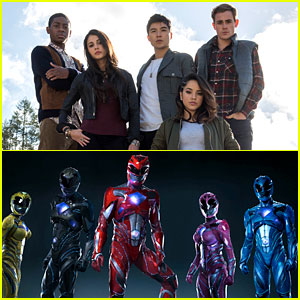 'Power Rangers' Movie Gets First Official Teaser Trailer!