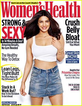Priyanka Chopra Talks Feminism in 'Women's Health'