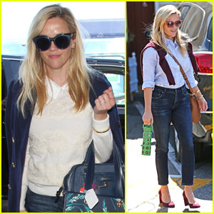 Reese Witherspoon Shares Her Midweek Pick-Me-Up Tips!