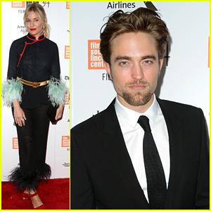 Sienna Miller & Robert Pattinson Premiere 'Lost City of Z' at NYFF 2016