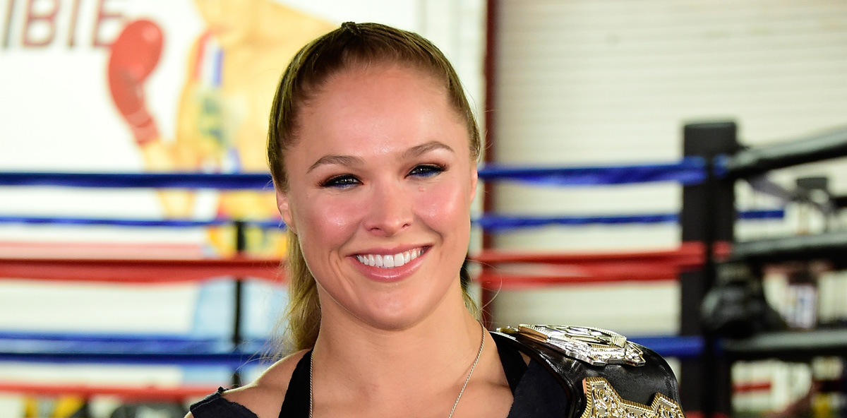 Ronda Rousey Will Return to the UFC This Year