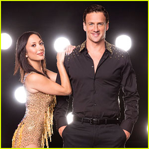 Ryan Lochte Tangos His Way Through 'DWTS' Week 8 - Watch Now!
