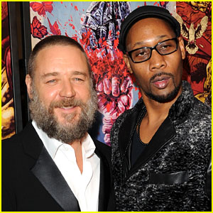 RZA Defends Russell Crowe in Azealia Banks Dispute, Confirms Russell Spit at Azealia