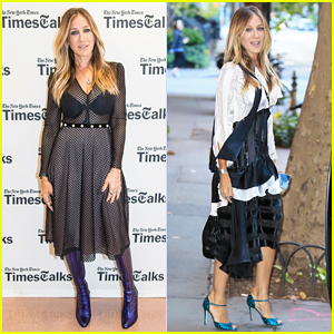 Sarah Jessica Parker Says It Was Importnant That Her 'Divorce' Character Was Not Carrie Bradshaw!