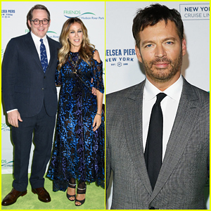 Sarah Jessica Parker Says Robert Downey Jr. Relationship Taught Her How To Love!