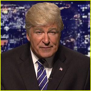 Alec Baldwin Mocks Donald Trump's Apology for Lewd ...