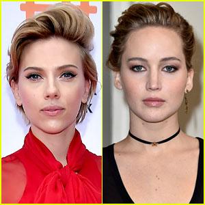 Scarlett Johansson & Jennifer Lawrence Both Set for Separate Zelda Fitzgerald Biopics