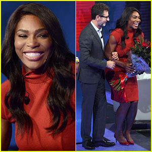 Serena Williams Does a Sexy Dance in a Bar - Watch Now!