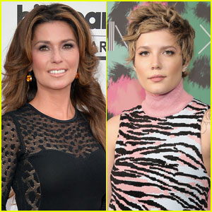 Shania Twain & Halsey Will Be Honored at Billboard's Women in Music 2016