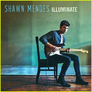 Shawn Mendes Scores Second Number 1 Album With 'Illuminate'!
