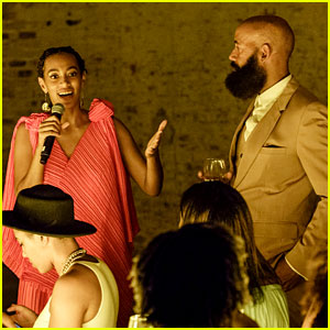 Solange Knowles Hosts 'Seat at the Table' Listening Event in New Orleans!