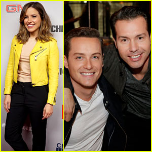 Sophia Bush Reps Her 'Chicago P.D' Pride at 'One Chicago Day' Event!