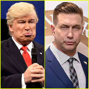Stephen Baldwin Doesn't Like Alec Baldwin's Trump Impression: 'I Don't Think It's Very Funny'