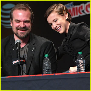 'Stranger Things' Cast Reveals Season Two Secrets at New York Comic Con!