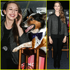 Taissa Farmiga Hits Premiere of 'In a Valley of Violence'