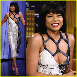 Taraji P. Henson Plays Password Against The Roots! (Video)