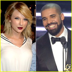 Taylor Swift Drops By Drake's 30th Birthday Party with Her Squad