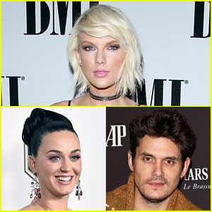 Taylor Swift, Katy Perry, & John Mayer All Attend Drake's Birthday Party