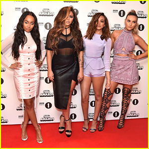 Little Mix Step Out at BBC Radio 1 Teen Awards with The Vamps