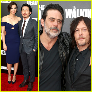 'The Walking Dead' Cast Gathers to Talk About Season 7!