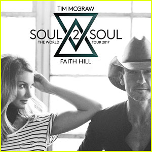 Tim McGraw & Faith Hill Announce 2017 World Tour Dates!