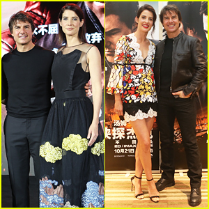 Tom Cruise Stages Prison Break For Cobie Smulders In 'Jack Reacher' - Watch Clip!
