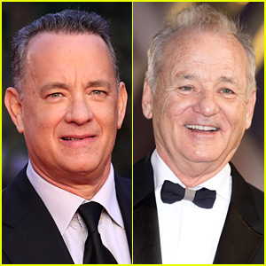 Is Tom Hanks or Bill Murray in This Fan Photo?!