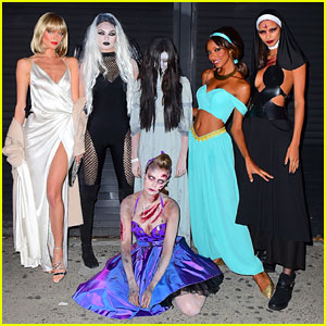 Victoria's Secret Angels Dress Up for Halloween Weekend 2016!