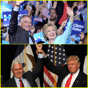 Vice Presidential Debate Live Stream - Watch Tim Kaine & Mike Pence Face Off (Video)