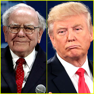 Warren Buffett Responds to Trump's Claims About His Taxes