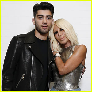 Zayn Malik Announces Versus Versace Collaboration!