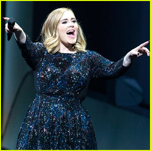 VIDEO: Adele Announces '25 World Tour' Finale at Wembley Stadium!