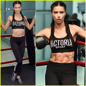 Adriana Lima Shows What It Takes to Be a 'Victoria's Secret' Angel