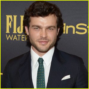 Alden Ehrenreich Says Getting Ready to Play Young Han Solo Has Been 'Trippy'