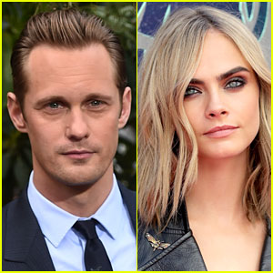 Alexander Skarsgard to Star in 'Fever Heart' with Cara Delevingne!