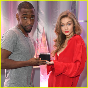 AMAs 2016: Host Jay Pharoah Wants Gigi Hadid to Introduce Him to Taylor Swift's Squad!