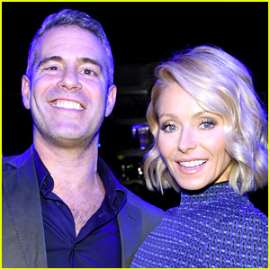 Andy Cohen Reveals Skin Cancer Scare, Discovered by Kelly Ripa