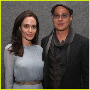 Angelina Jolie & Brad Pitt Reach Temporary Child Custody Agreement
