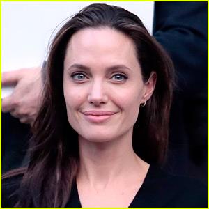 Angelina Jolie Sends Video Message to International Criminal Court