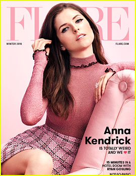Anna Kendrick Reveals the 'Shameful' Truth About 'Up in the Air' Press Tour