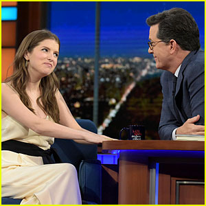 VIDEO: Anna Kendrick Belts Stephen Sondheim's 'I'm Still Here'