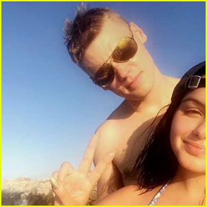 Ariel Winter Vacations in Cabo With Levi Meaden!