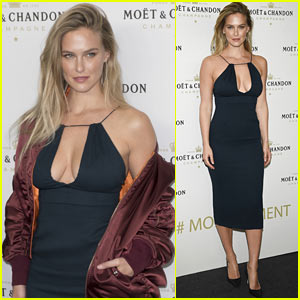 Bar Refaeli Makes First Red Carpet Appearance Since Giving Birth