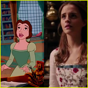 VIDEO: 'Beauty & The Beast' New Trailer Is Shot-By-Shot Remake of 1991 Original Trailer