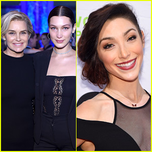 Bella Hadid's Mom Defends Her After Meryl Davis Criticizes Her Nike Campaign