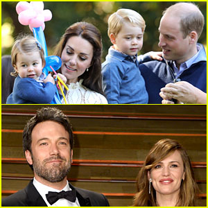 Ben Affleck & Jennifer Garner's Son Had Play Date with Prince George & Princess Charlotte!