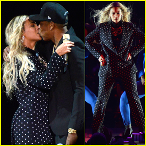 Jay Z & Beyonce Speak Out About Upcoming Election During Hillary Clinton Event